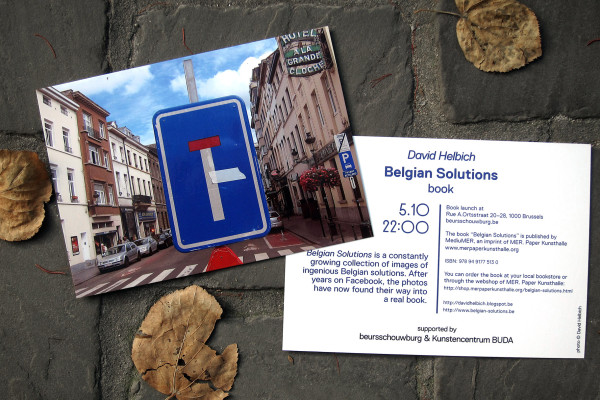 postcards for book + launch on nice background